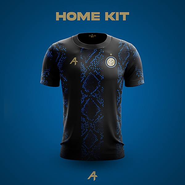 Inter Milan kit concept