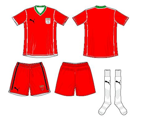 Iran Away Kit