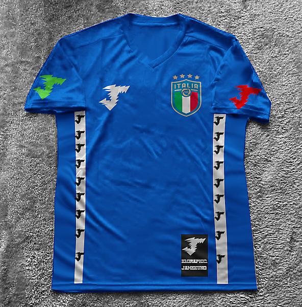 ITALY JAMEKUNG