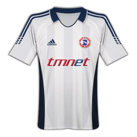 Johor FA Adidas TMnet (Away)