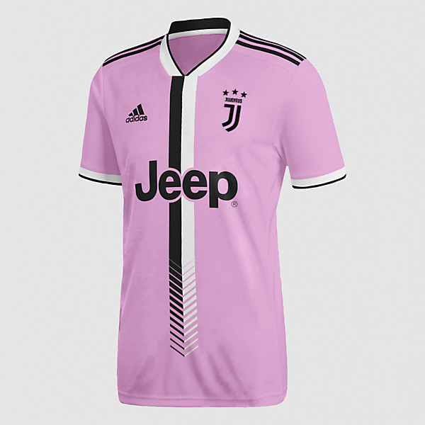 Juventus Away Concept Kit