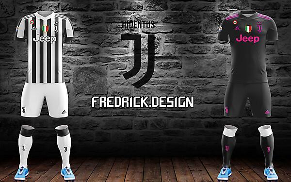 Juventus x Adidas x Home/Away