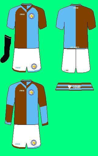 Leicester City Centenary Shirt design.