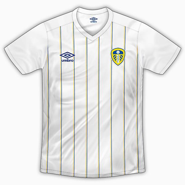 Leeds United Home Shirt - Umbro