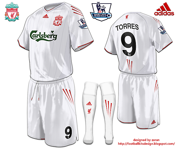 Liverpool fantasy away