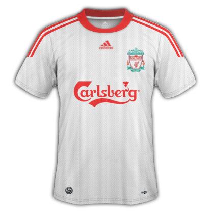 Liverpool Away