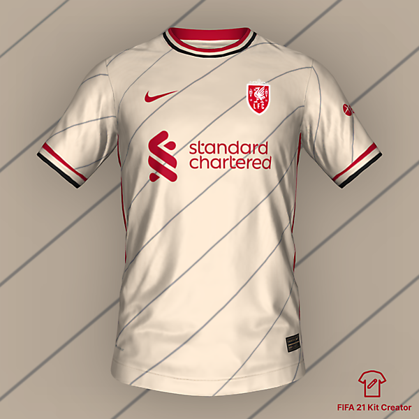 Liverpool Away Kit 2022