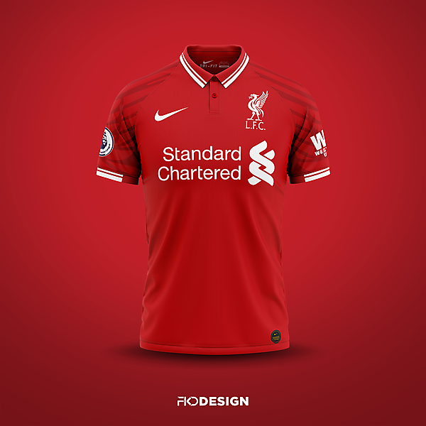 Liverpool FC | Nike | Home