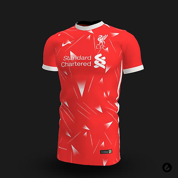Liverpool x Nike Concept Kits