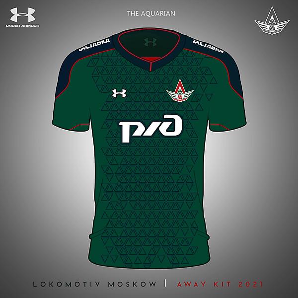 Lokomotiv Moskow Home Kit