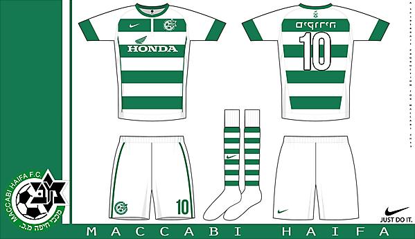 Nueva Esperanza Example 3 - Maccabi Haifa