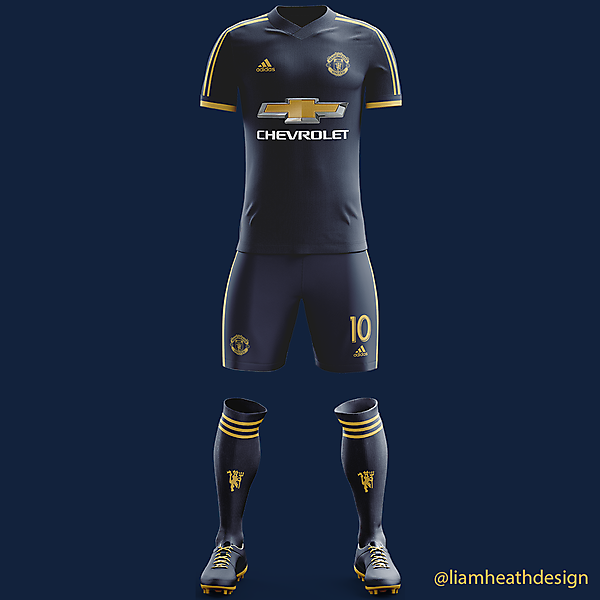 Man Utd 18/19 Third Kit