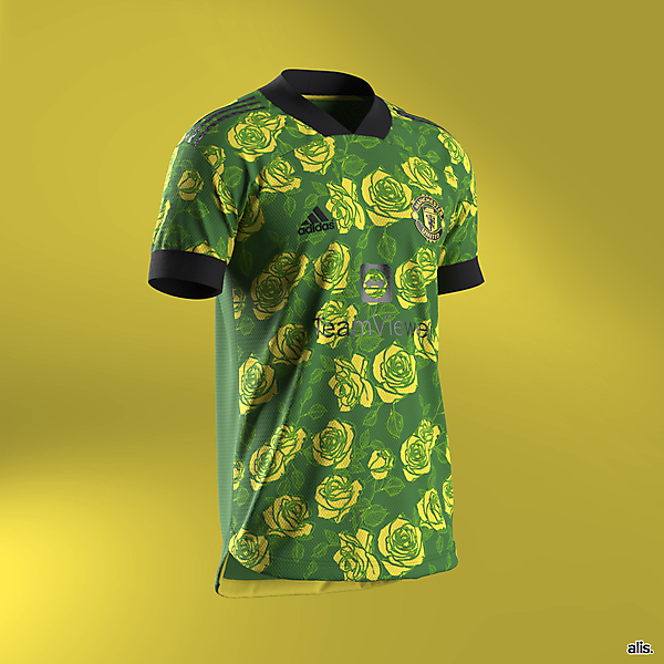 MAN UTD X adidas - Special shirt