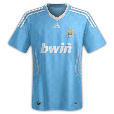 Man City Adidas Home