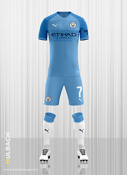 Manchester City New Jersey 2020