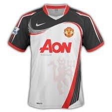 Manchester United away kit 14/15