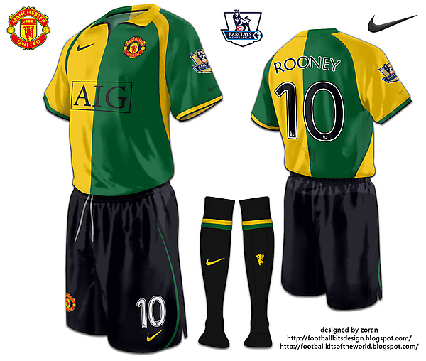 Manchester United fantasy third