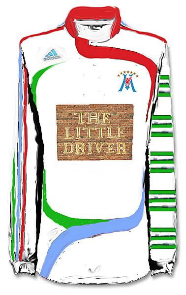 Marceltipool Home Shirt - adidas