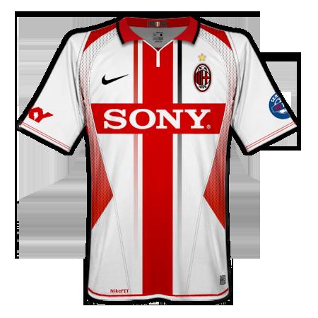 Milan away