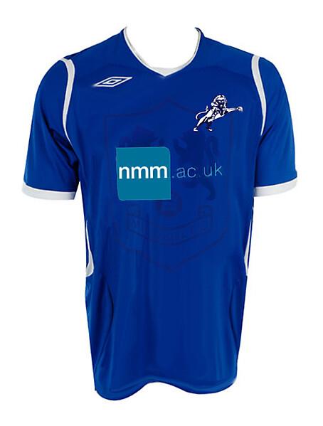 Umbro Millwall Home Shirt