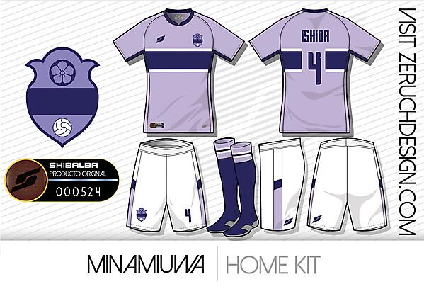Minamiuwa Home kit