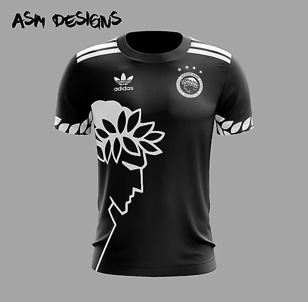 Olympiacos F.C. Adidas 2018 Home Kit