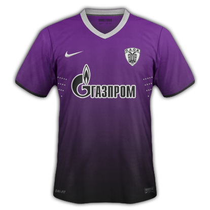 PAOK kits for 2013-14