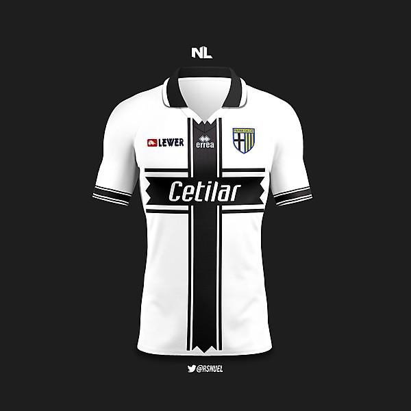 Parma Calcio - Home Kit 2020/21