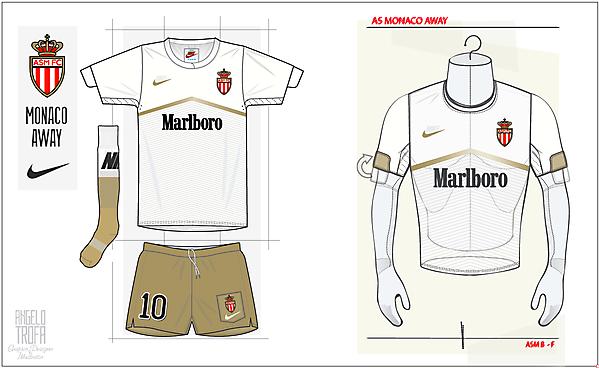 If Marlboro sponsored Monaco - Away