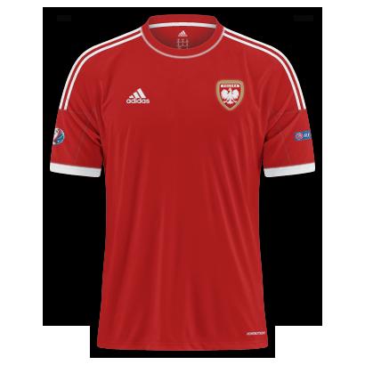 Poland - Adidas Away - Fantasy EURO 2016