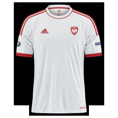 Poland - Adidas Home - Fantasy EURO 2016
