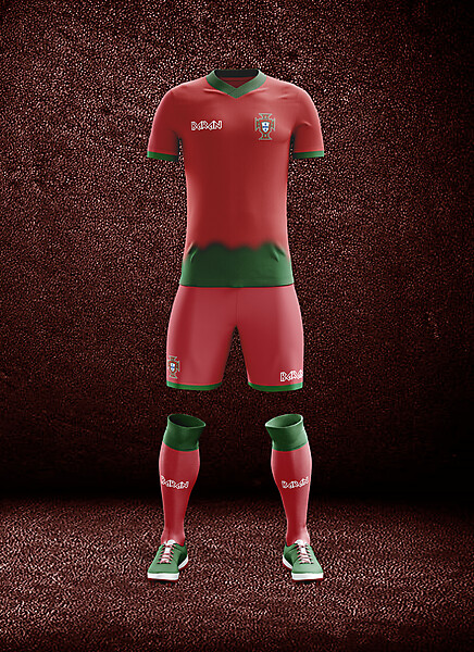 Portugal x Home Kit Design
