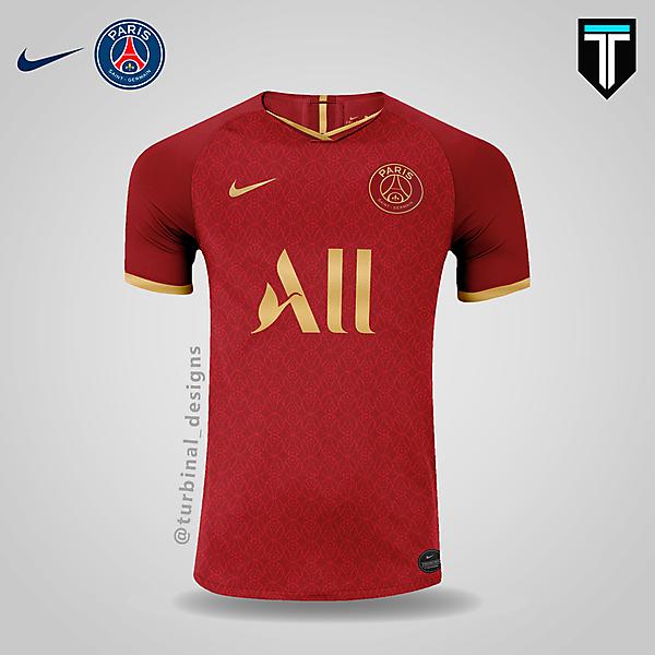 PSG x Nike - Third Kit