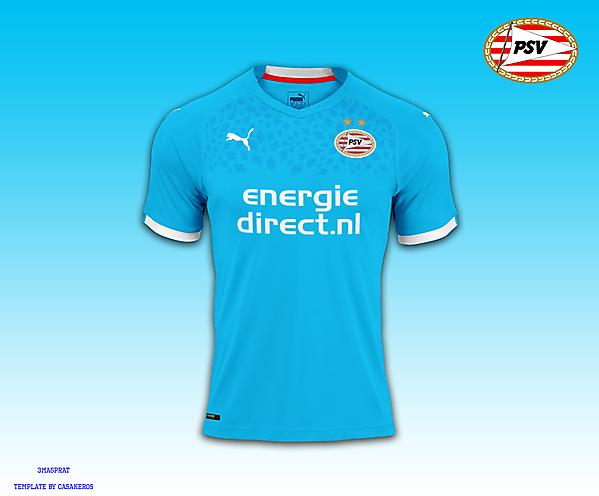 PSV Puma Away Concept Kit