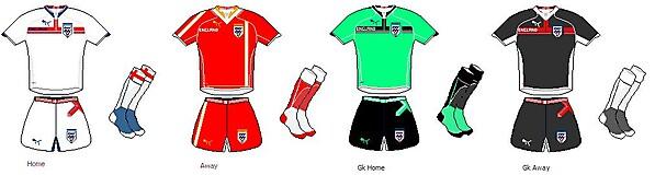 England Home Puma 09/11