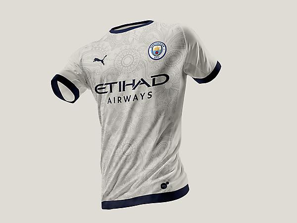 Puma Manchester City Kit Concept