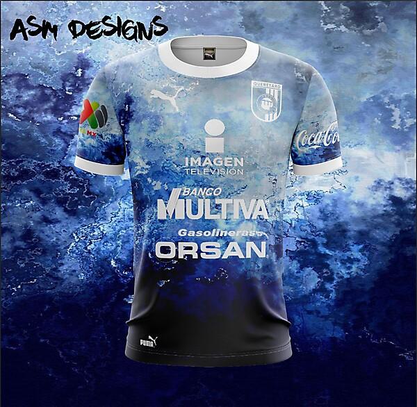 Querétaro F.C. Puma 2018 Alternate Kit