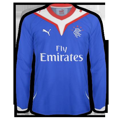 Rangers Home Top