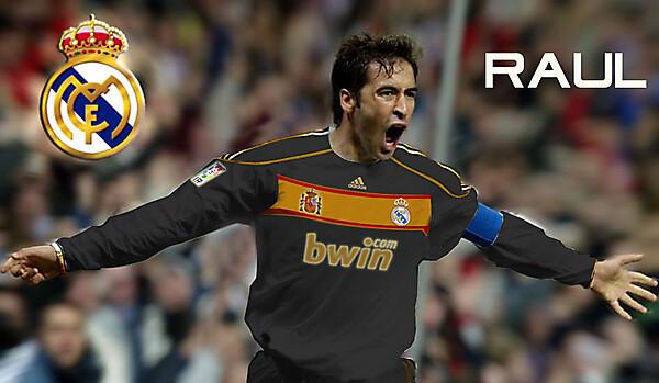 Real Madrid Away 09/11