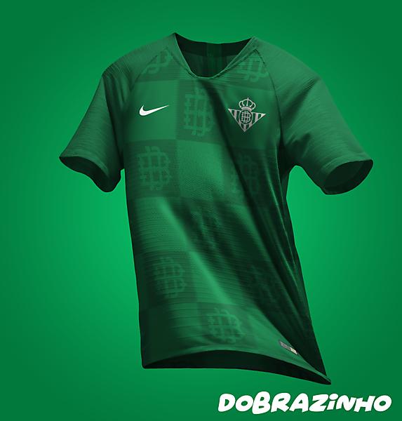 Real Betis Away Kit Concept x Nike