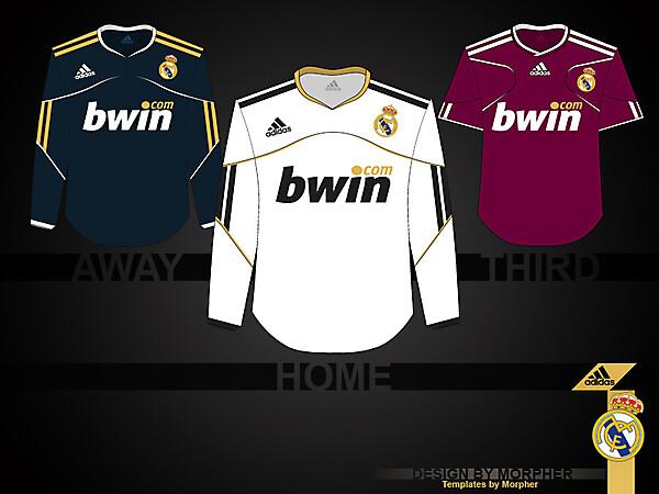Real Madrid Fantasy Set