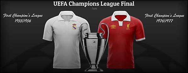 Real Madrid vs Liverpool FC