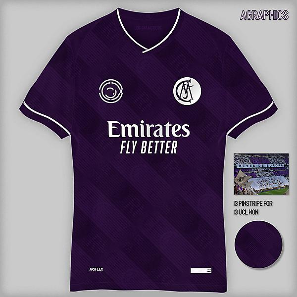 Real Madrid x AG