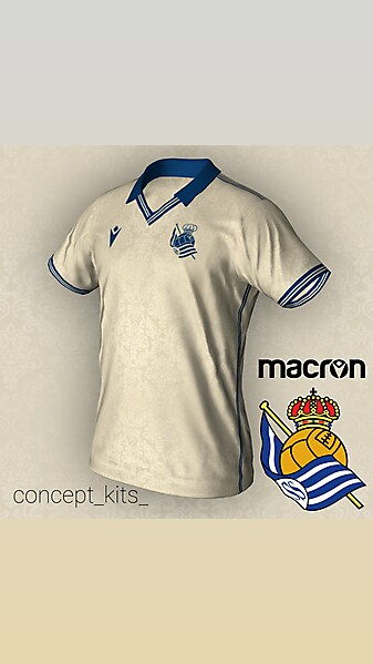 Real Sociedad third