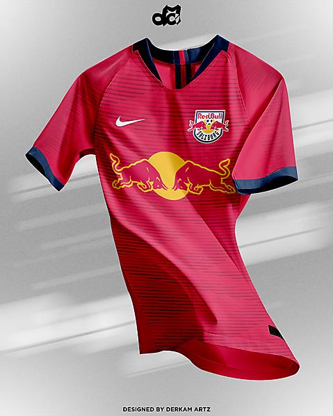 Red Bull Salzburg - Home Kit