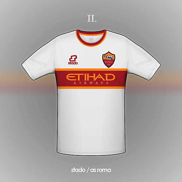 Roma - Away