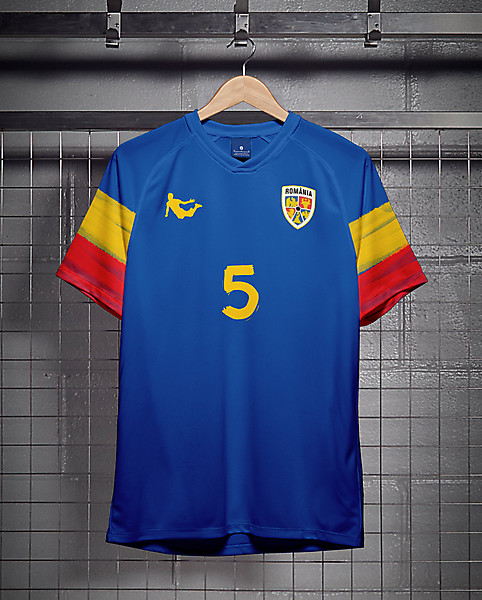 Romania - Third Kit