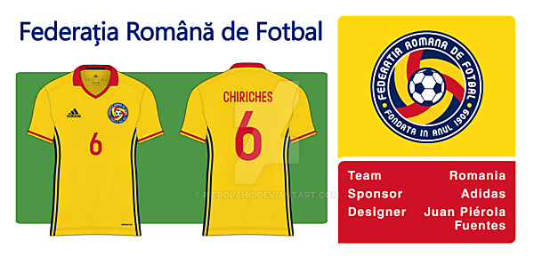 Romania New Badge Home