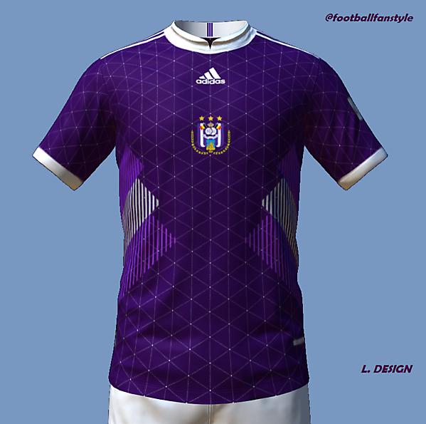 RSC Anderlecht x Adidas concept kit