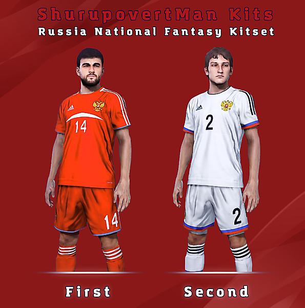 Russia National Fantasy